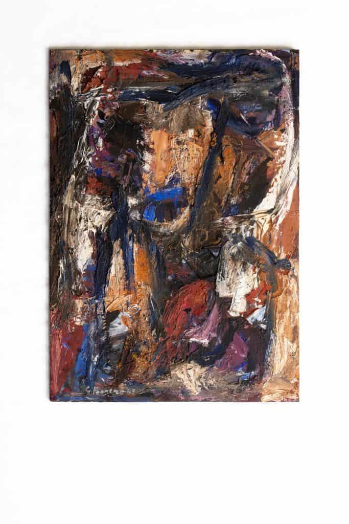 giorgio ferrero artist cobra